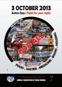 Action Day - Fight for your rights