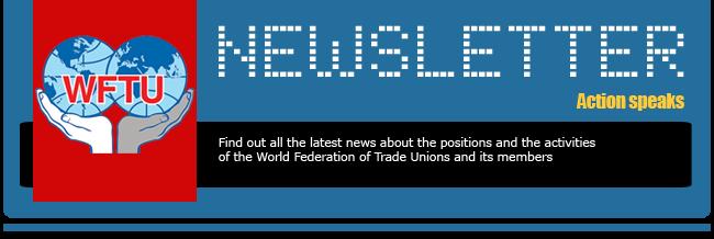 WFTU newsletter