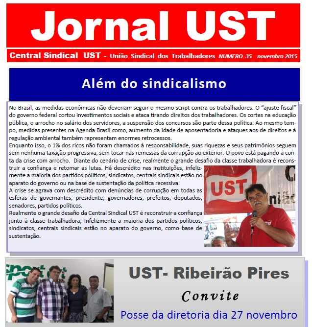JOURNAL UST