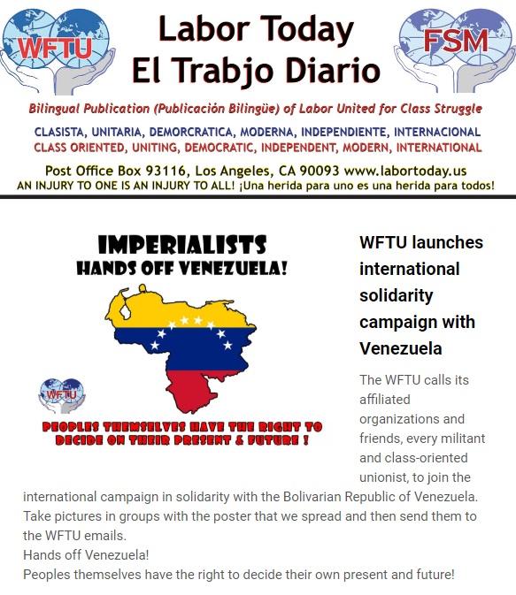 Denver Teacher Strike: World Federation Of Teachers Union