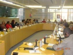 Brussels FISE WFTU International Trade Union Conference on Education 2013 2.jpg