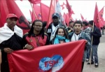 the Youth of WFTU at the 18th World Festival of Youth and Students at Equador 1.jpg
